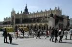 Krakow - beautiful city in Poland